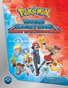 Pokemon Trainer Activity Book