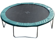 Aosom 4.6m Trampoline Replacement Safety Pad / Spring Cover - Green