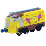Chuggington Trains Frostini Diecast Metal Train Toy Yellow Loose