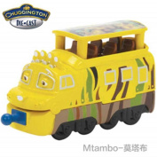 Chuggington Trains Mtambo Diecast Metal Train Toy Loose