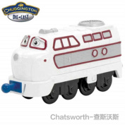 Chuggington Trains Chatsworth Diecast Metal Train Toy Loose