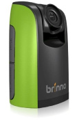 Brinno TLC200 Version 2.0 f1.2 Aperture Time Lapse and Stop Motion HD Video Camera with Built In Super Wide Angle Lens (140°) 120 Days Non Stop Shooting