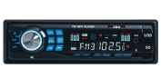 Masione™ Car Audio Stereo In Dash 12V Fm Receiver with Mp3 Player & USB SD Input AUX Receiver + Remote Control