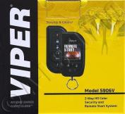 Viper 5906V Colour Remote Start & Security