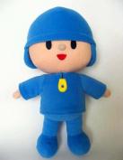Selebandai Plush Pocoyo Plush Elly Plush Pato Plush Stuffed Figure Toy Doll 28cm  For Children Girls And Boys Gift