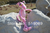 """70cm=27.6"""" Pink Panther Stuffed Animals Plush Toys For Children Doll Good Gift"""