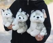 The Original Simulation Huskies Doll Dog Plush Toys
