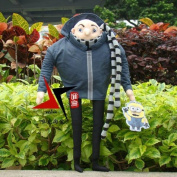 Despicable Me Dadly Dad Gru,15inch 38cm Height, S ,valentine's Day Gift,