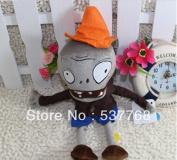 28cm Plants Vs Zombies Plush Toys Crazy Toys Best Gift For Kids Zombie Plush