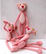 110cm Girl Friend Gifts Nici Pink Panther Doll Sweet Birthday Plush Toy Tiger 26cm/38cm/50cm/70cm/90cm/110cm