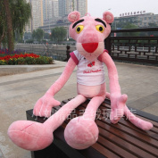 Stuffed Animal 170 Cm Pink Panther With Cloth Plush Toy Soft Doll W1464