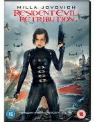 Resident Evil: Retribution [Region 2]
