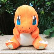 Pokemon Charmander Plush Toy Doll 29cmt4422