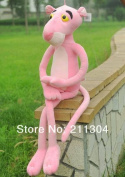 120cm Length Super Cute Pink Panther Stuffed Plush Toy Cute Doll Best Gift To Your Friend Or Kids
