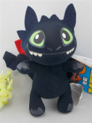 How To Train Your Dragon Plush Character Toy Toothless Night Fury Plush Doll