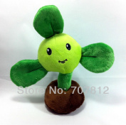 Plants Vs Zombies Toyplush Doll Decorations Stuffed Toys Kids Toys Blover Cute Plushtoys For Children