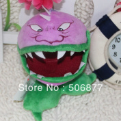New 16cm Man-eater Flower Zombie Figures Of Plants Vs Zombies, Zombie Plush Toy Doll
