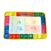 Kid Aquadoole Drawing Mat Water Painting Board Magic Pen Doodle Game Play Toy Fz1903