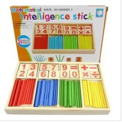 Educational Wood Product Figure Arithmetic Math Toys For Kids Fancy Toy