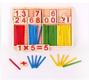 Educational Wood Product /figure Wood/arithmetic Operation Best Children Christmas Educational Toy #s0113