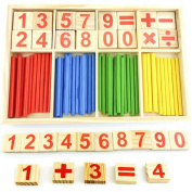 1pceducational Wood Figure Arithmetic Math Toys For Kids Toyfz2065