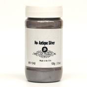 Sepp Leaf Mica Powder Nu-Antique Silver 100ml Bottle