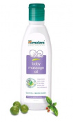 Himalaya Herbal Baby Massage Oil Daily Massage Helps in Improving Baby's Growth and Development 100ml