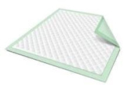 Mckesson Staydry Regular Underpads Bed Pads Disposable 30 X 36