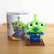 Toy Story Alienweagle Mini Building Blocks Souptoys Learning & Education