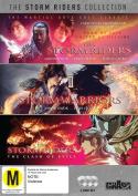 Storm Warriors / Storm Riders / Storm Riders Clash Of Evil [Region 4]