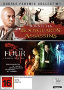 Four / Bodyguards And Assassins [Region 4]
