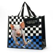 Enesco Hoots 'N Howlers Pig Tote