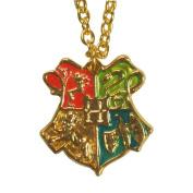 Nava Hogwarts Academy Badge Hermione Witch Wizard Necklace Pendant