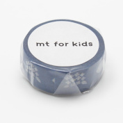 mt Masking Tape - mt for kids / Colour Blue