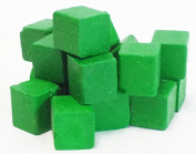 Harbour Sales HWB11a Beeswax for Candle Making and Crafts, Green