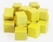 Harbour Sales HWB05a Beeswax for Candle Making and Crafts, Yellow