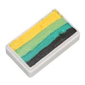 TAG Face Paint Custom 1-Stroke Split Cake - Snake Pearl