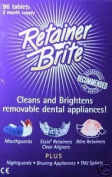 Retainer Brite Tablets, 288 Tablets