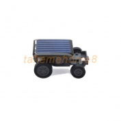 Solar Power Mini Toy Car Racer Educational Gadget W Word