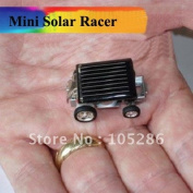 1pc Mini Solar Racer Solar Racing Car Solar Powered Car