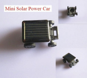 The World's Smallest Mini Solar Power Toy Car Racer New