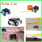 Mini Solar Car Solar Children Toys Gift Super Mini Toys Solar Energy Intelligent Car Kids Toys