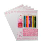 Hello Kitty Stamper Set