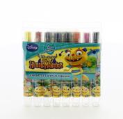 Henry Hugglemonster 8 Monster Chunky Twist-Up Crayons
