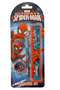Ultimate Spiderman Stationery Set