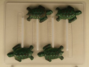 Sea Turtle Lollipops AO210 All Occasion Chocolate Candy Mould