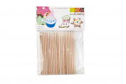 20 Lollipop Sticks for Cake Pops, Lollipop and Candy