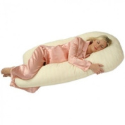 Leachco Maternalign Contoured Maternity Body Pillow. This Pregnancy Pillow Will Give You a Full Nights Sleep !!Maternity Body Pillows Support Your Neck, Growing Tummy and Back. For the Best Maternity Pillow Purchase This Now.