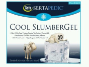 Pillows. Serta Sertapedic Cool Coolgel Slumbergel Pillow. Set of 2. 300 Thread Count Standard Pillows. Sale. A Great Way to Sleep Better, and Get a Good Nights Rest. These Two Cool Gel White Pillows Are Machine Washable.