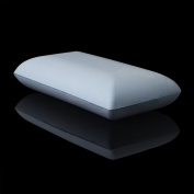Z® by Malouf Z-Gel Infused Dough® Memory Foam Pillow with Removable Velour Cover 5-Year Warranty